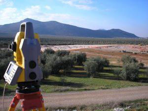 estudio de topografía Granada